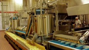 Food Production Cleaning