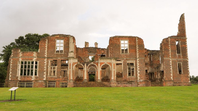 Houghton House Building Remediation
