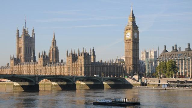 Houses of Parliament Building Restoration