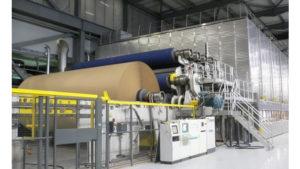Saica Paper Mill Partington