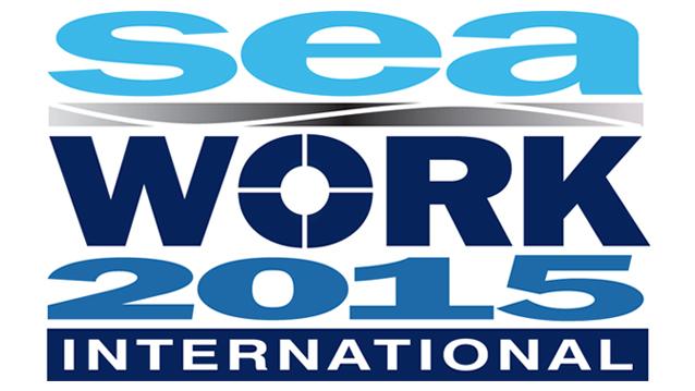 Sea Work International Exhibition 2015