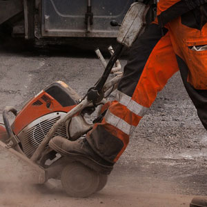 Construction Equipment Cleaning