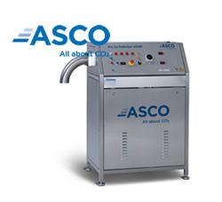 ASCO Dry Ice Pelletiser