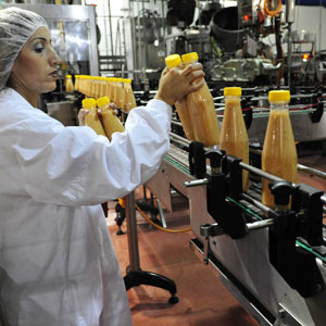 Food Manufacturing Cleaning
