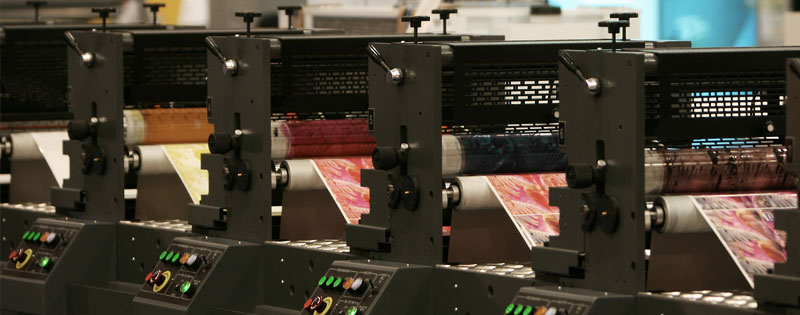 Printing Press Cleaning