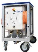 Torbo Dustless Blasting Machinery