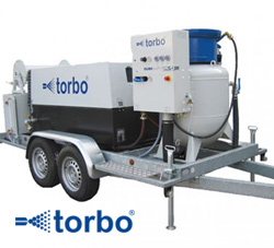 Torbocar Mobile Dustless Blasting