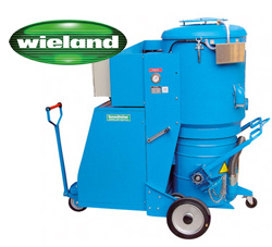 Wieland Portable Industrial Vacuum Systems