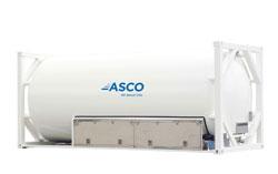ASCO ISO Tank