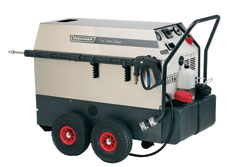 Weidner Oil Fueled Mobile Industrial Steam Cleaner