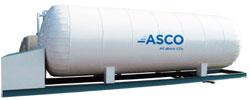 ASCO Polyurethane Tank