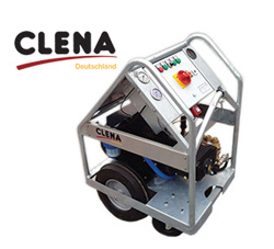 Clena Jet Washing Cleaning Contractor Equipment