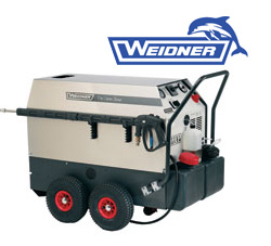 Weidner Commercial Dry Steam Cleaning