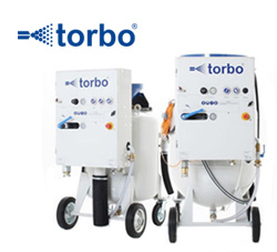Torbo Vapour Blasting Equipment