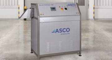 ASCO P15i Dry Ice Pelletizer